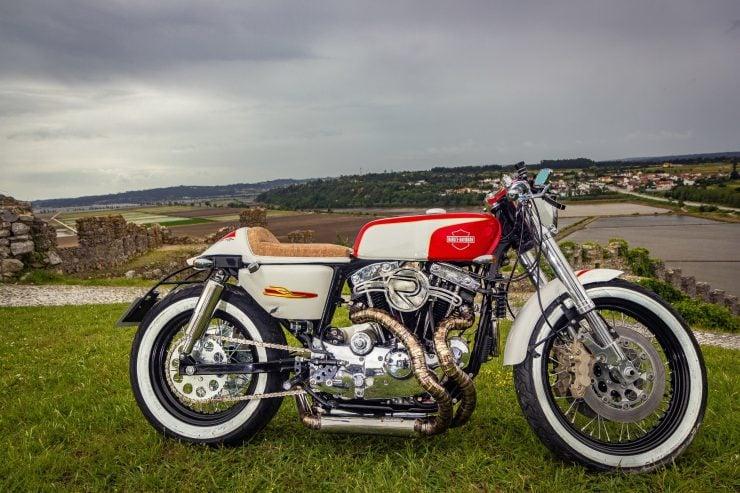 harley davidson ironhead sportster 26 740x493 - Redonda Motors Harley-Davidson Ironhead