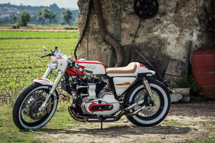 harley davidson ironhead sportster 5 740x493 - Redonda Motors Harley-Davidson Ironhead
