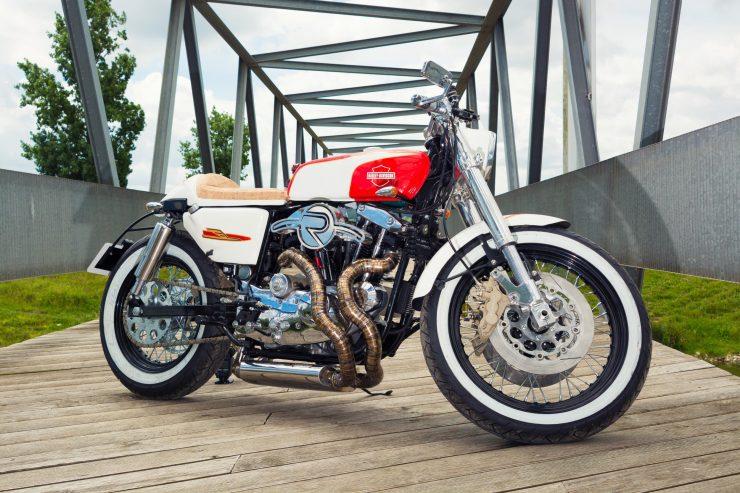harley davidson ironhead sportster 8 740x493 - Redonda Motors Harley-Davidson Ironhead