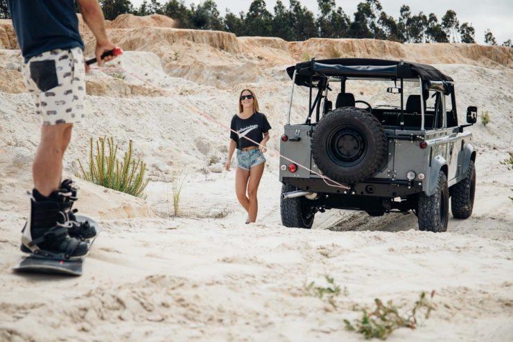 land rover defender 41 740x494 - Land Rover Defender Td5