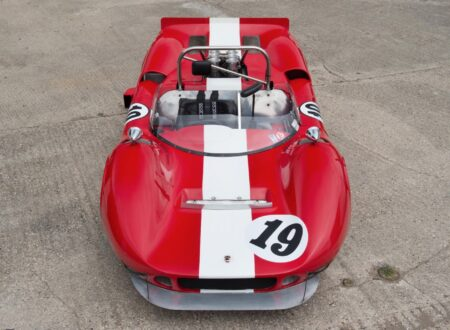 mclaren m1b can am car 12 450x330 - 1965 McLaren M1B Group 7 Can-Am Racer