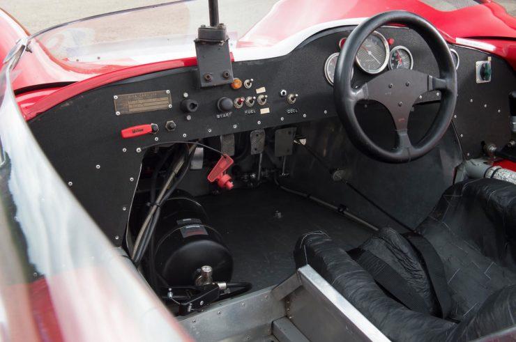 mclaren m1b can am car 15 740x491 - 1965 McLaren M1B Group 7 Can-Am Racer