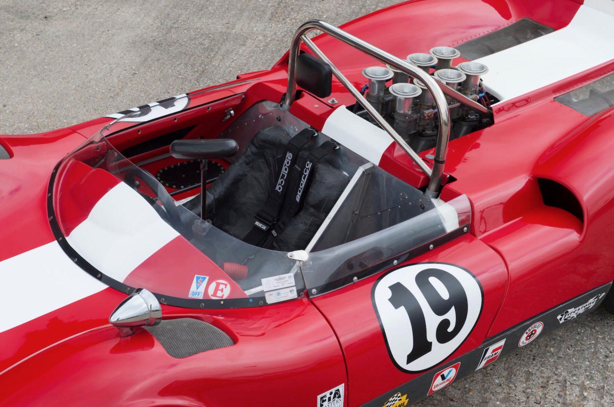 M Bel 1965 mclaren m1b 7 can am racer