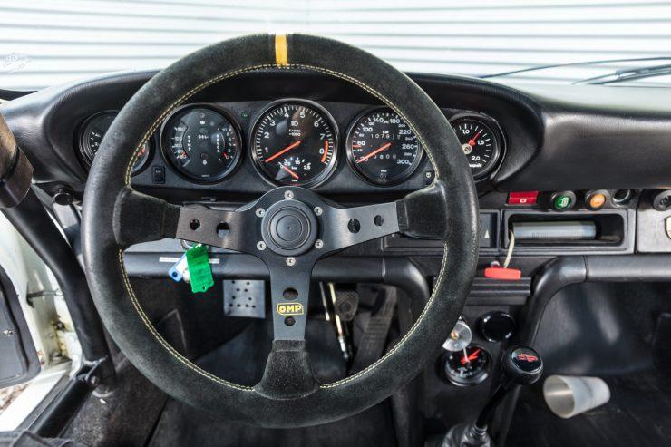 porsche 934 5 10 740x493 - 1976 Porsche 934/5 Kremer Group 4