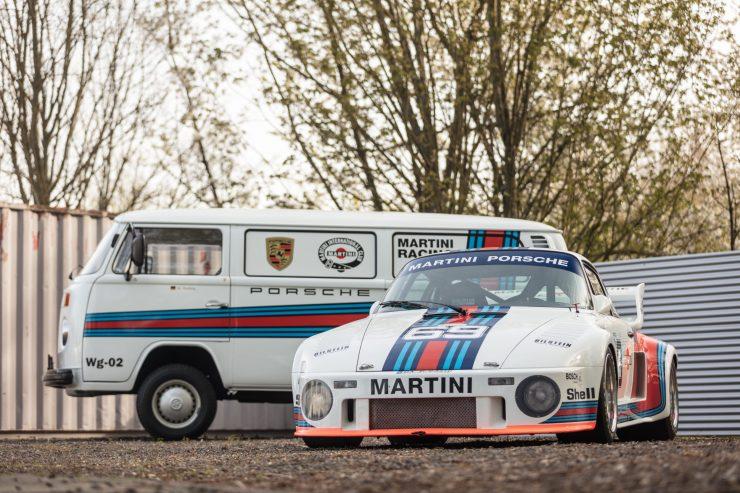 porsche 934 5 11 740x493 - 1976 Porsche 934/5 Kremer Group 4