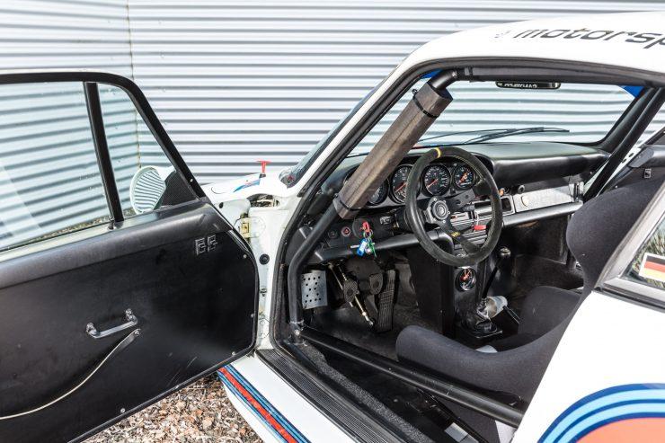 porsche 934 5 12 740x493 - 1976 Porsche 934/5 Kremer Group 4