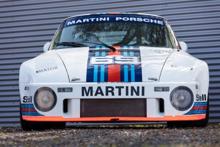porsche 934 5 15 740x493 - 1976 Porsche 934/5 Kremer Group 4