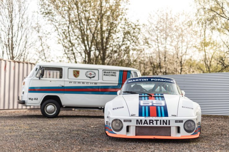 porsche 934 5 16 740x493 - 1976 Porsche 934/5 Kremer Group 4