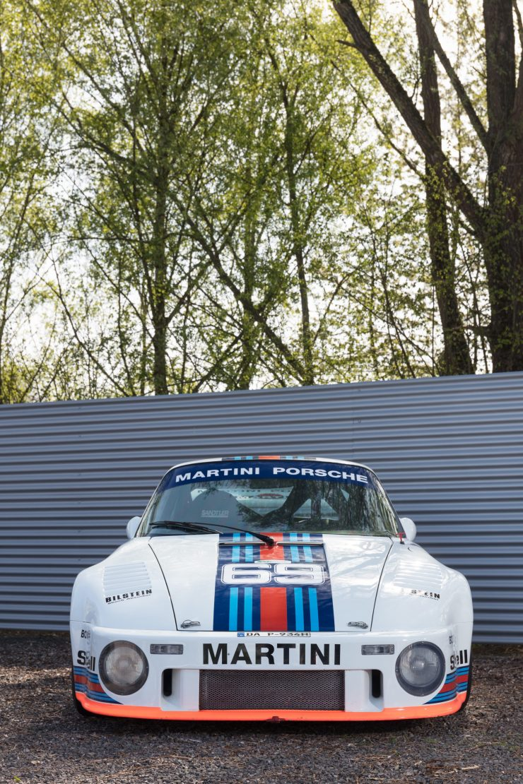 porsche 934 5 17 740x1110 - 1976 Porsche 934/5 Kremer Group 4