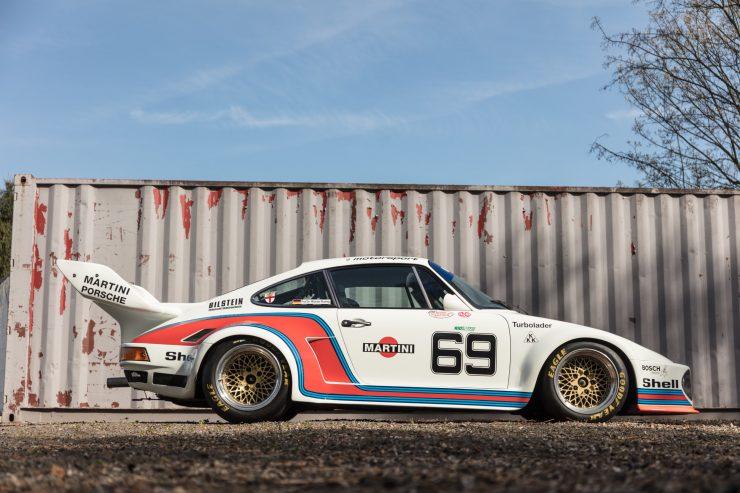 porsche 934 5 18 740x493 - 1976 Porsche 934/5 Kremer Group 4