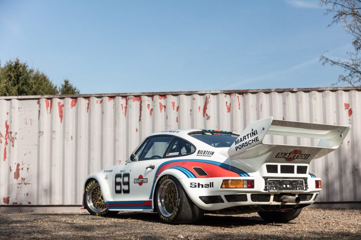 porsche 934 5 19 740x493 - 1976 Porsche 934/5 Kremer Group 4