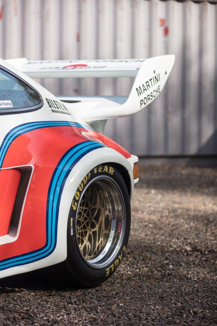 porsche 934 5 2 740x1110 - 1976 Porsche 934/5 Kremer Group 4