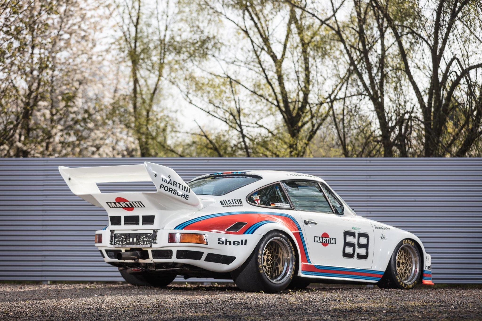 1976 Porsche 934/5 Kremer Group 4