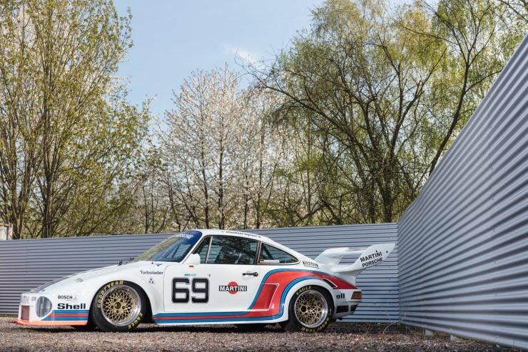 porsche 934 5 21 740x493 - 1976 Porsche 934/5 Kremer Group 4
