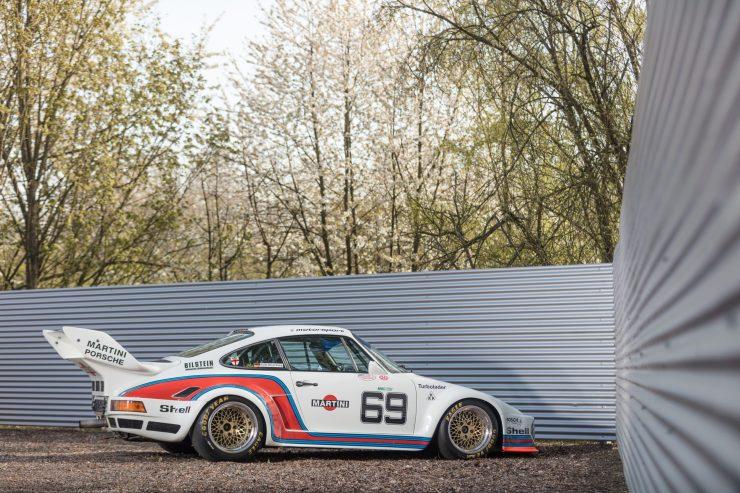 porsche 934 5 22 740x493 - 1976 Porsche 934/5 Kremer Group 4