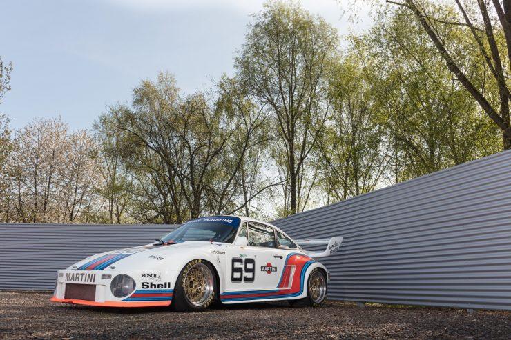porsche 934 5 23 740x493 - 1976 Porsche 934/5 Kremer Group 4