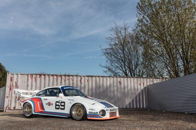 porsche 934 5 24 740x493 - 1976 Porsche 934/5 Kremer Group 4