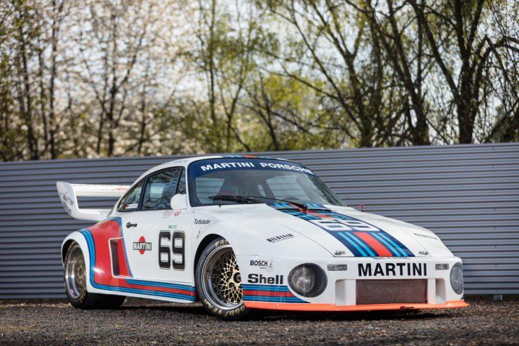 porsche 934 5 25 740x493 - 1976 Porsche 934/5 Kremer Group 4