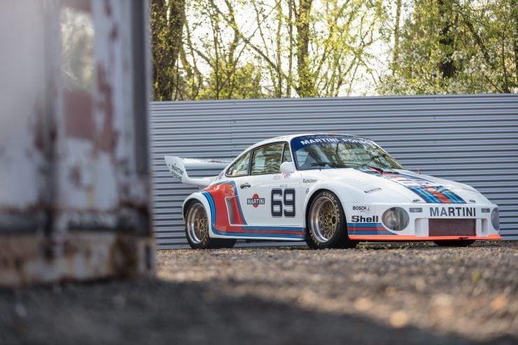 porsche 934 5 26 740x493 - 1976 Porsche 934/5 Kremer Group 4