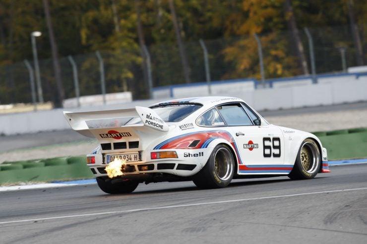 porsche 934 5 27 740x493 - 1976 Porsche 934/5 Kremer Group 4