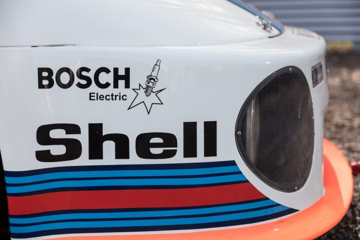 porsche 934 5 30 740x493 - 1976 Porsche 934/5 Kremer Group 4