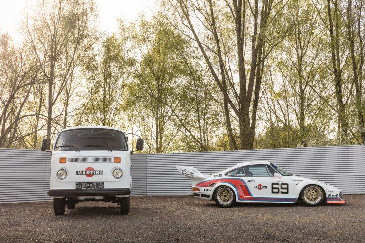 porsche 934 5 32 740x493 - 1976 Porsche 934/5 Kremer Group 4