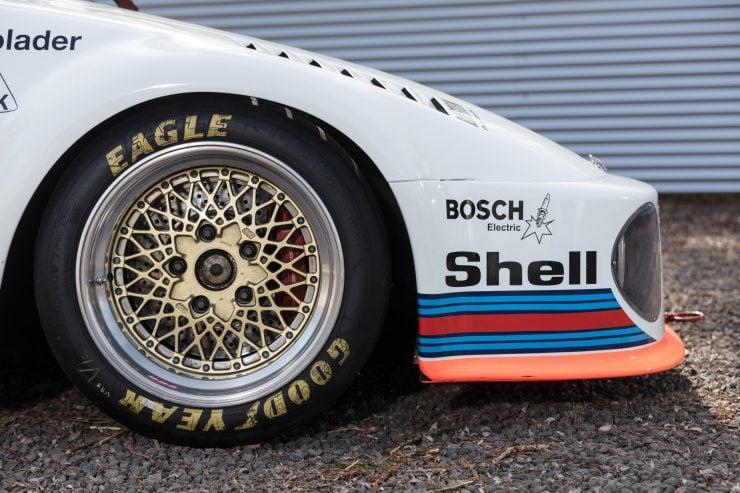 porsche 934 5 5 740x493 - 1976 Porsche 934/5 Kremer Group 4