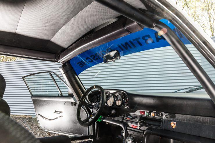 porsche 934 5 6 740x493 - 1976 Porsche 934/5 Kremer Group 4