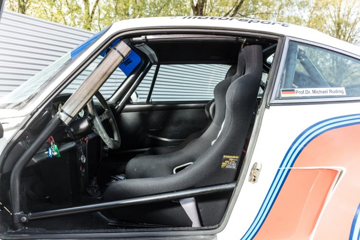 porsche 934 5 8 740x493 - 1976 Porsche 934/5 Kremer Group 4