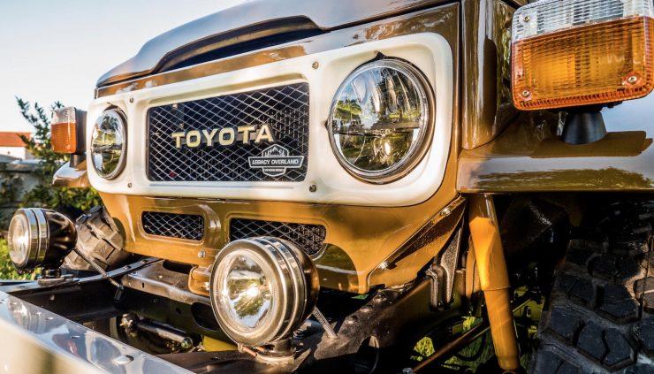 toyota land cruiser bj40 27 740x423 - Legacy Overland Toyota Land Cruiser BJ40