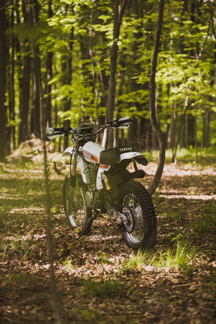 yamaha hl500 motorcycle 11 740x1110 - Husky Restorations Yamaha HL500