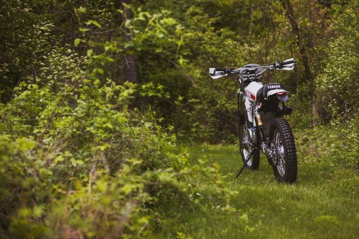 yamaha hl500 motorcycle 14 740x493 - Husky Restorations Yamaha HL500