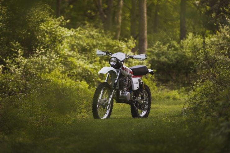 yamaha hl500 motorcycle 17 740x493 - Husky Restorations Yamaha HL500