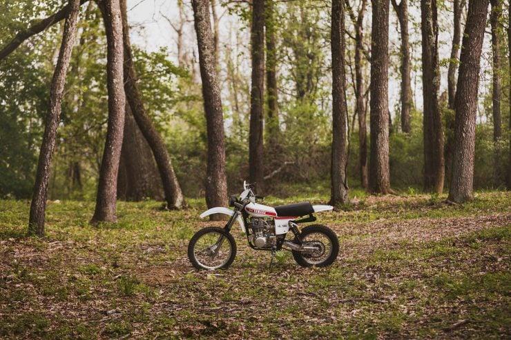 yamaha hl500 motorcycle 19 740x493 - Husky Restorations Yamaha HL500