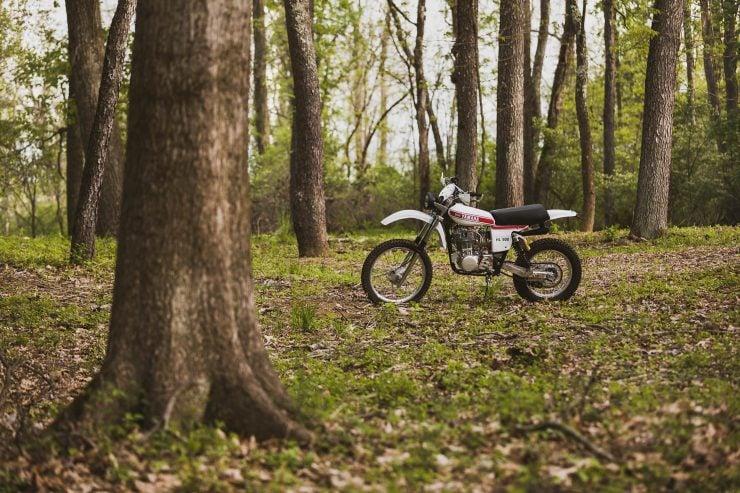 yamaha hl500 motorcycle 20 740x493 - Husky Restorations Yamaha HL500