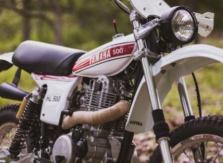 yamaha hl500 motorcycle 22 450x330 - Husky Restorations Yamaha HL500