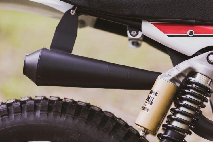 yamaha hl500 motorcycle 24 740x493 - Husky Restorations Yamaha HL500