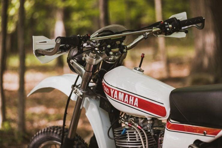 yamaha hl500 motorcycle 8 740x493 - Husky Restorations Yamaha HL500
