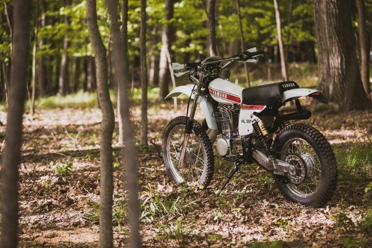yamaha hl500 motorcycle 9 740x493 - Husky Restorations Yamaha HL500