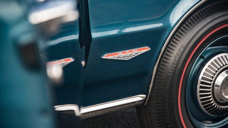 1965 Pontiac GTO 4 740x416 - 1965 Pontiac GTO