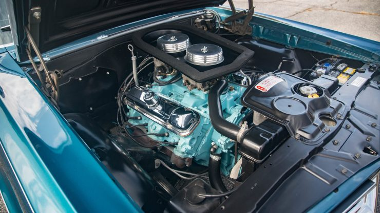 1965 Pontiac GTO 6 740x416 - 1965 Pontiac GTO