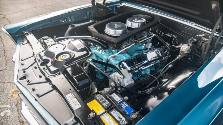1965 Pontiac GTO 7 740x416 - 1965 Pontiac GTO