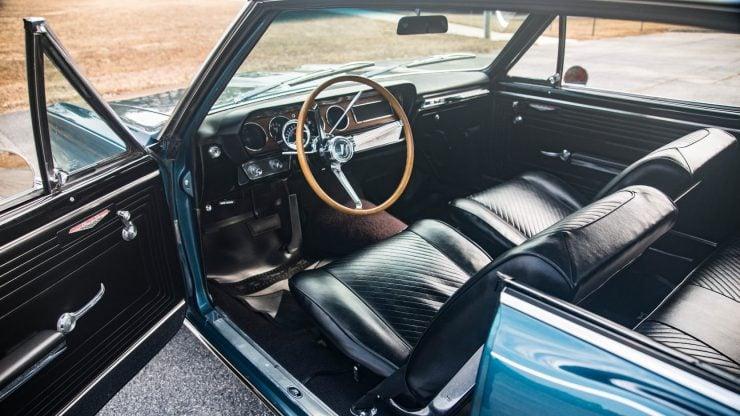 1965 Pontiac GTO 9 740x416 - 1965 Pontiac GTO