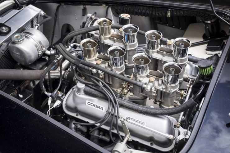 AC Cobra Shelby Engine 740x493 - 1964 AC Cobra 289