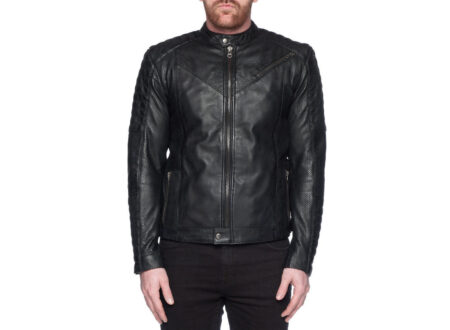 Black Arrow Wild Free Motorcycle Jacket 450x330 - Black Arrow Wild & Free Men's Motorcycle Jacket