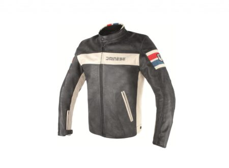 Dainese HF D1 Perforated Leather Jacket 450x330