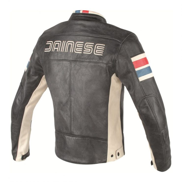 Dainese HF D1 Perforated Leather Jacket Back 740x740 - Dainese HF D1 Perforated Leather Jacket