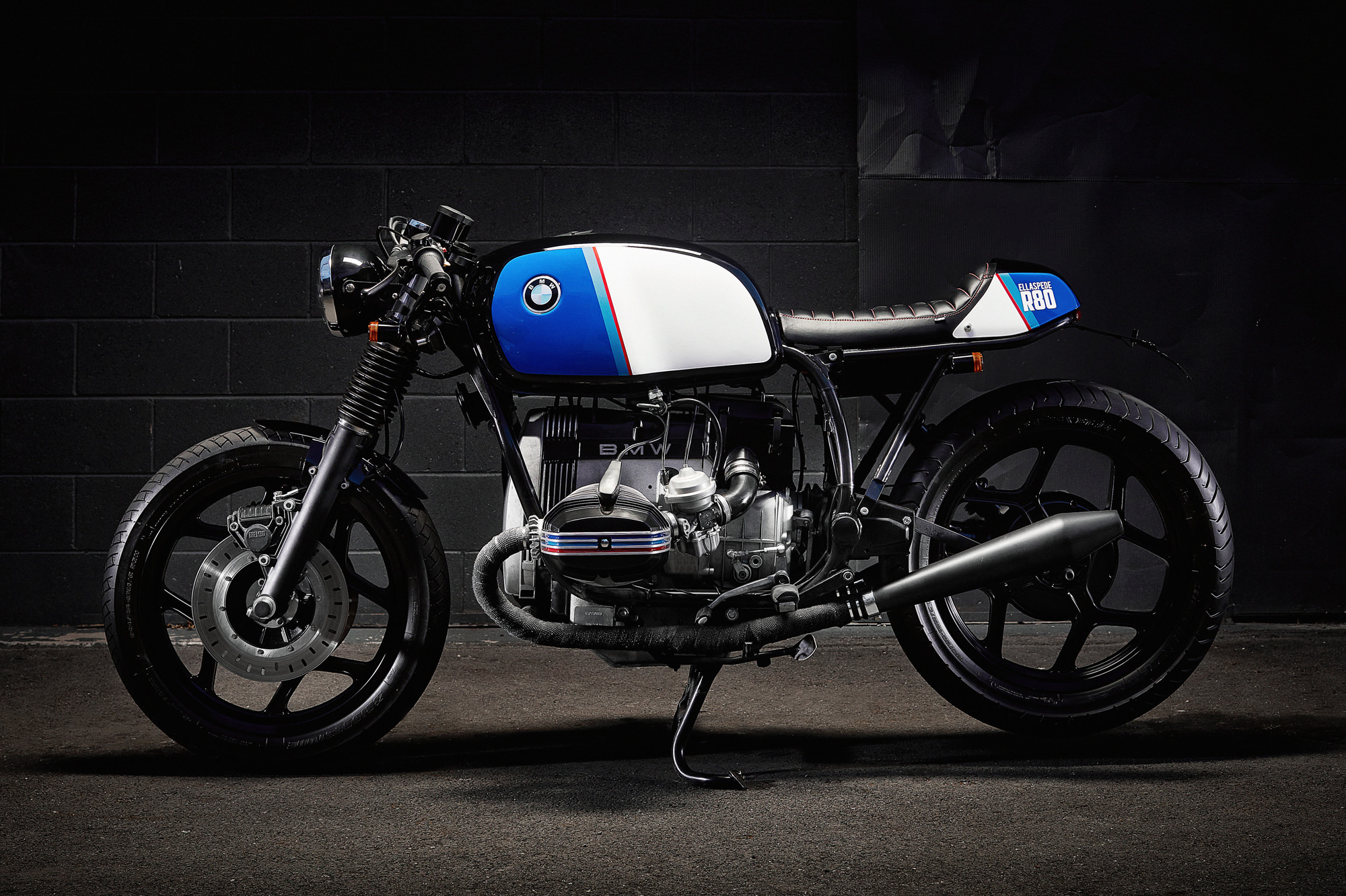 Ellaspede EB627 BMWr80 16b - Ellaspede BMW R80