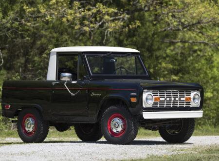 Ford Bronco Half Cab 11 450x330 - 1969 Ford Bronco Half Cab