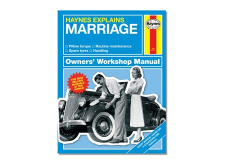 Haynes Owners Workshop Manual Marriage 450x330 - Haynes Owner's Workshop Manual: Marriage